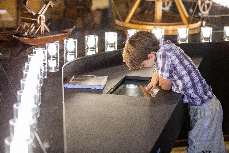 Museo Scienza E Tecnica.Museo Della Scienza Visite E Laboratori Per Bambinii Radiomamma