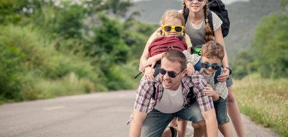 Vacanze studio all\'estero per famiglie