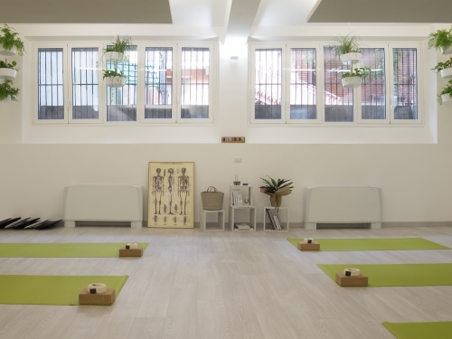 Centered Yoga Studio Milano