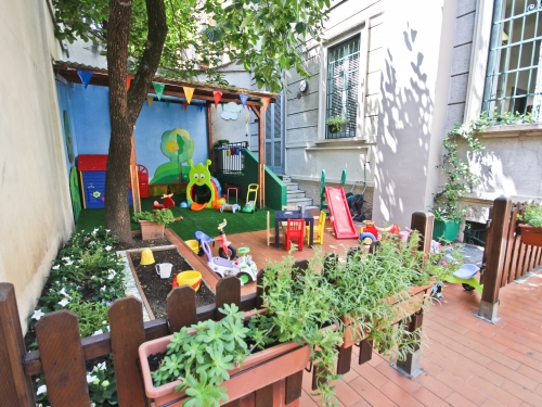 Nido Kiddies Nest Milano
