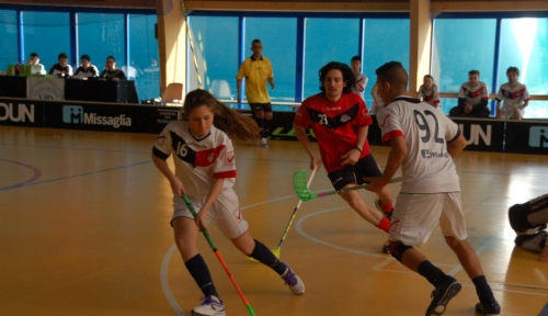 Floorball sport milano
