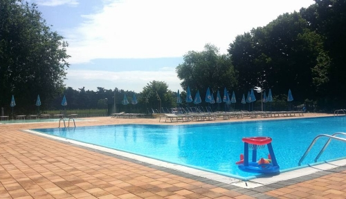 Piscina Villetta all'Idroscalo